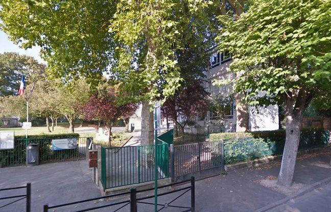 L'école élémentaire Maréchal-Leclerc, à Evry (Essonne).