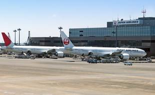 Un avion de la compagnie Japan Airlines.