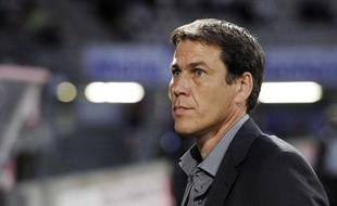 L'entraîneur lillois Rudi Garcia, le 6 août 2011, à Nancy.