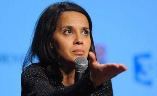 Sophia Aram à Nantes le 12 avril 2013.