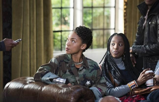 Racisme, «blackface», colorisme… La série «Dear White People» expliquée aux Français dans actualitas france 648x415_logan-browning-ashley-blaine-featherson-dear-white-people