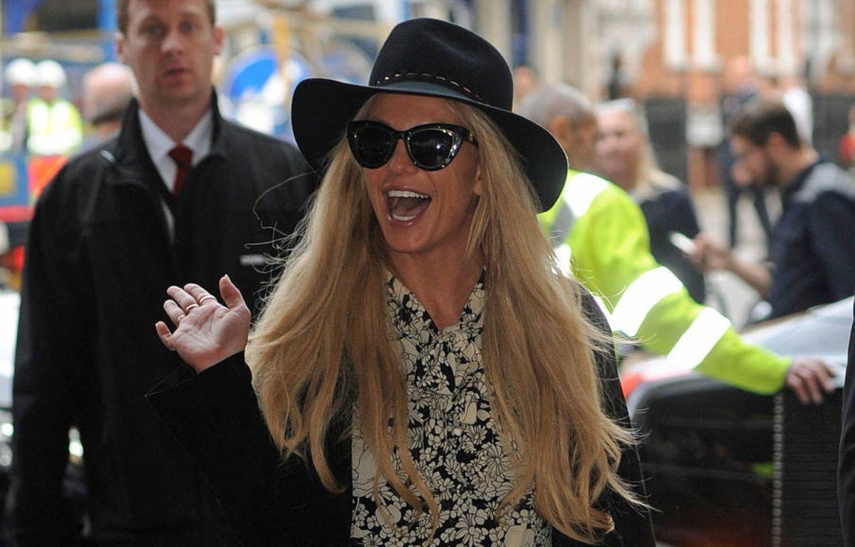 Britney Spears le 28 septembre 2016 à Londres – WENN