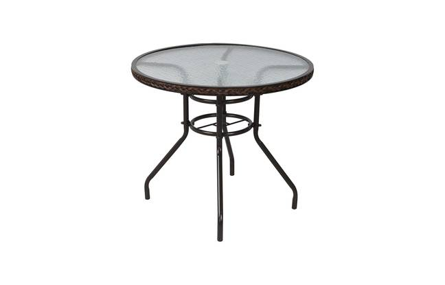Table de jardin Outsunny