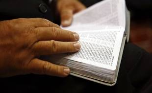 Une Bible (illustration).