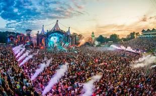 L'édition 2017 de Tomorrowland a attiré 400.000 spectateurs en juillet dernier à Boom, dans la province d'Anvers (Belgique).
