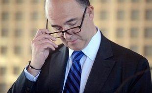 Le ministre de l'Economie Pierre Moscovici a contesté dimanche avoir revu à la baisse sa prévision de croissance pour la France en 2013, signe de l'extrême sensibilité de cette question à quelques semaines de la présentation du budget.question à quelques semaines de la présentation du budget.