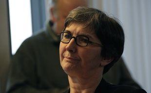Valérie Fourneyron, à Paris, le 29 janvier 2014.