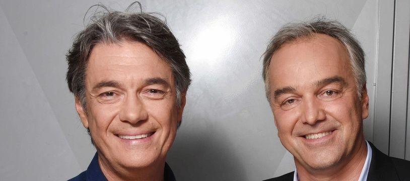 Alain Marschall et Olivier Truchot