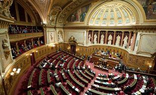 Le Sénat (illustration).
