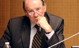 Jacques Lambert, le 14 octobre 2009 à Paris.