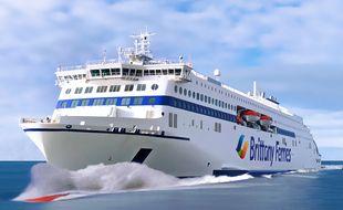Les deux navires hybrides commandées par la Brittany Ferries seront propulsés au gaz naturel liquéfié et seront équipés de batteries électriques.