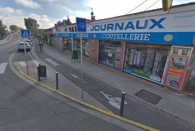 Une prise d'otages a débuté mardi vers 16h20 dans un tabac-presse de la place du plan du Port, à Blagnac.