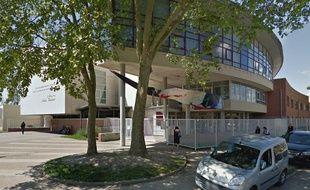 Le collège Arthur-Rimbaud de Villeneuve d'Ascq