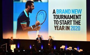 L'ATP a dévoilé les grandes lignes de la nouvelle compétition par équipe.