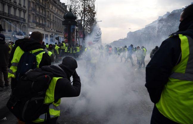nouvel ordre mondial | «Gilets jaunes»: La Russie dément toute ingérence en France visant à amplifier la contestation