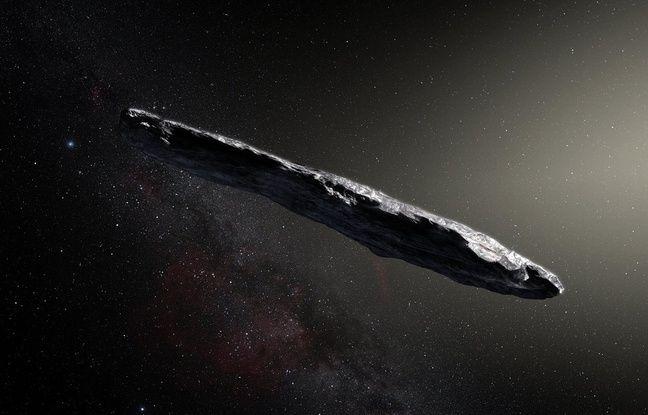 VIDEO. Le mystérieux astéroïde en forme de cigare serait-il en fait une sonde extraterrestre?