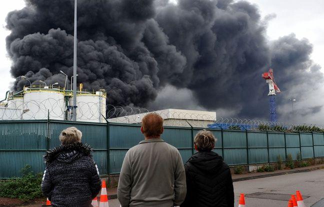 Incendie de l'usine Lubrizol à Rouen: «De gros problèmes» de mesure de pollution, selon Corinne Lepage