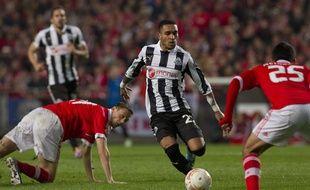 Sylvain Marveaux a été transféré de Rennes à Newcastle à l'été 2011.