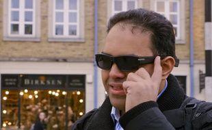 Saqib Shaikh, ingénieur de Microsoft.