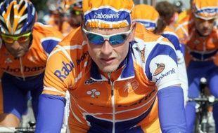"""Le quotidien néerlandais De Volkskrant affirme dans son édition de samedi que """"le dopage fut toléré au sein de la formation cycliste Rabobank de 1996 jusqu'en 2007"""", année de l'exclusion du Tour de France du Danois Michael Rasmussen, alors leader de l'équipe."""