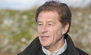 Henri Sannier en 2012