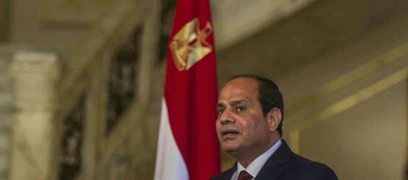 Le président égyptien Abdel Fattah al-Sissi (illustration).