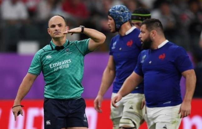 Coupe du monde de rugby: Jaco Peyper doit-il être traité comme un criminel de guerre pour sa photo avec les fans gallois?