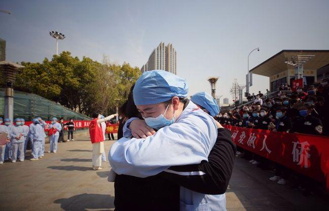 Coronavirus en Chine : La vie reprend doucement son cours à Wuhan, berceau du virus