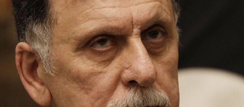 Le chef du gouvernement de Tripoli, Fayez al-Sarraj. (archives)
