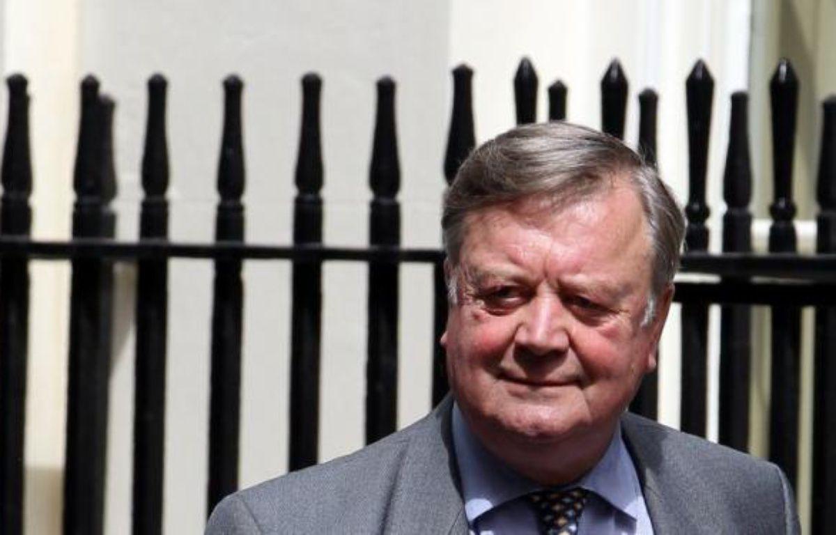 Les banquiers qui ont commis des délits financiers doivent en répondre devant des tribunaux, a estimé samedi le ministre britannique de la Justice Ken Clarke, alors qu'une nouvelle série de scandales secouent la City. – Adrian Dennis afp.com