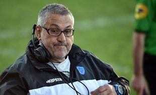 Christophe Urios, l'entraîneur de Castres