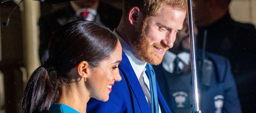 La duchesse et le duc de Sussex, Meghan et Harry
