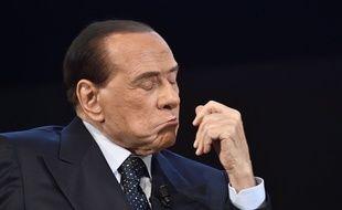 Silvio Berlusconi, le 29 octobre 2018 à Milan.