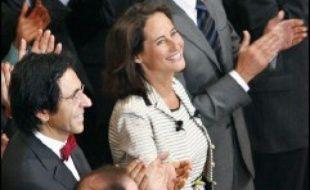 """Un nouvel espoir s'est levé à gauche et ne demande qu'à grandir"""", a déclaré dimanche Ségolène Royal, candidate du PS pour la présidentielle, dans son discours d'investiture, en évoquant """"la victoire en 2007""""."""