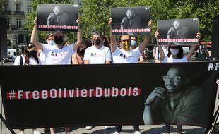Des manifestations ont eu lieu à Paris et à Bamako pour la libération du journaliste Olivier Dubois.
