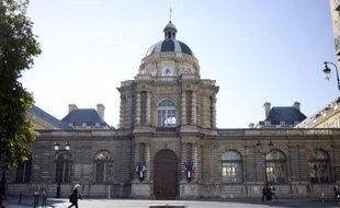 Le Sénat au Palais du Luxembourg à Paris, le 27 septembre 2014