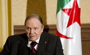 Le président allgérien Abdelaziz Bouteflika est candidat à sa propre succession, il brigue un cinquième mandat présidentiel.