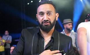 Cyril Hanouna, présentateur de TPMP sur C8, en 2018