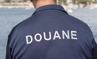 La douane a interpellé le passeur à Dieppe, vendredi 16 août (illustration).