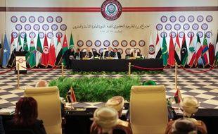 Le sommet des pays de la Ligue Arabe s'est ouvert le 29 mars 2017 à Amman en Jordanie.