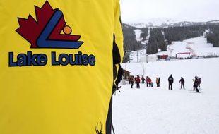 La station de ski de Lake Louise, au Canada