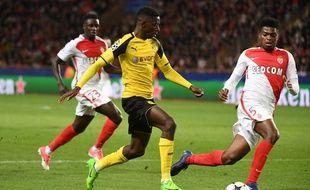 Dembélé fait très mal à Monaco