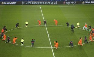 La rencontre entre le PSG et Basaksehir s'était finalement terminée le 9 décembre 2020, après le refus des joueurs de poursuivre la veille à la suite de propos racistes tenus par le 4e arbitre.