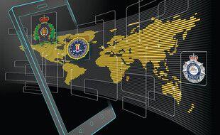 Le FBI a modifié le logiciel des téléphones de Phantom Secure pour créer sa plateforme AN0M et piéger des milliers de criminels.