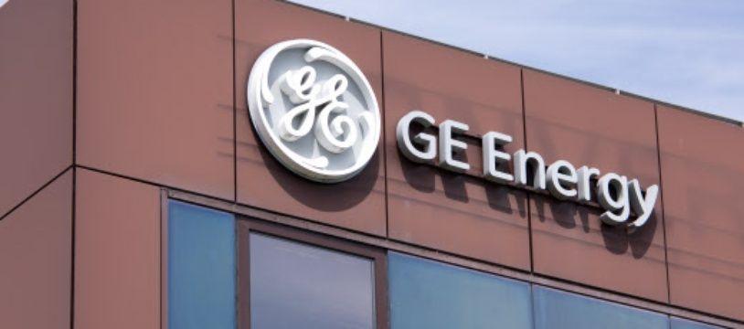 Le siège de General Electric à Belfort.