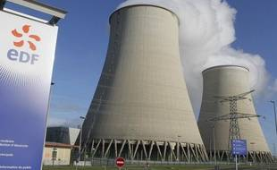 A picture taken on December 5, 2011 in Nogent-sur-Seine shows the French nuclear plant after Greenpeace activists managed to sneak into the plant in what they said was a bid to highlight the dangers of atomic energy. France ordered a thorough search of all its nuclear plants after environmental group Greenpeace said its activists were inside sites other than one outside Paris where nine were arrested today. AFP PHOTO /FRANCOIS NASCIMBENI