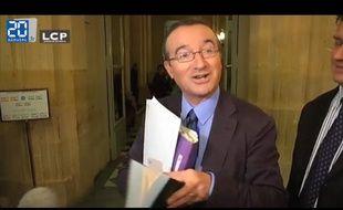 Zapping. Hervé Mariton, l'omniprésent député des débats sur le «mariage pour tous».