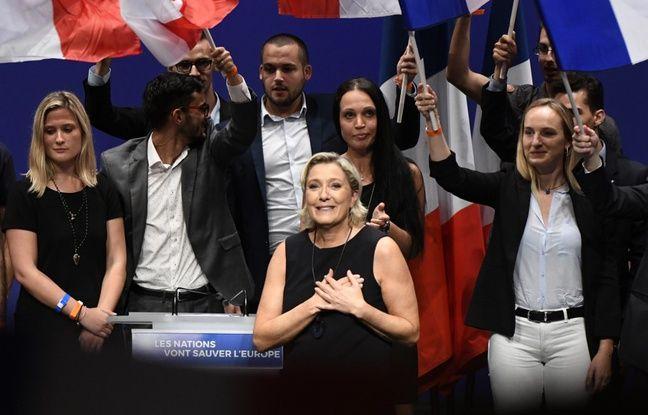 Municipales 2020: Macron, élection, immigration... Marine Le Pen lance la rentrée du RN à Fréjus