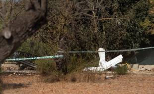 Les deux appareils se sont écrasés dans une zone rurale.