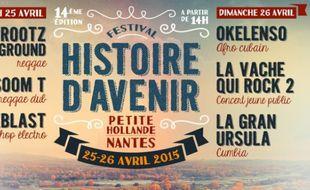Le festival Histoire d'avenir existe depuis 2001.